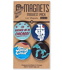 Transit Tees Midwest Magnet Pack
