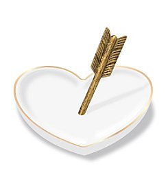 Prinz® Heart With Arrow Ring Holder
