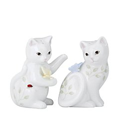 Lenox® Butterfly Meadow Kitten Salt And Pepper Shaker