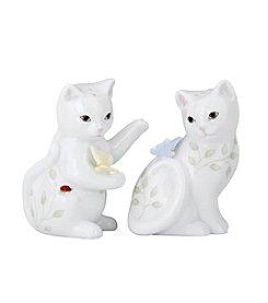 Lenox® Butterfly Meadow Kitten Salt And Pepper Shaker