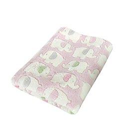 Stephan Baby® Pink Elephant Blanket