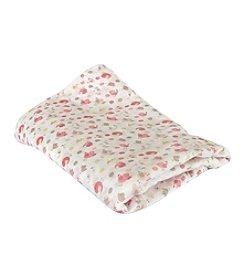 Stephan Baby® Pink Birdie Swaddle Blanket