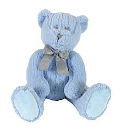 Stephan Baby® Blue Plush My First Bear