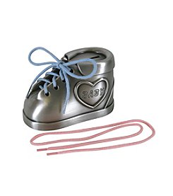 Stephan Baby® Baby Shoe Bank