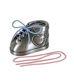 Stephan Baby® Baby Shoe Bank