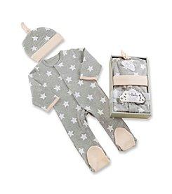 Baby Aspen Baby Girls' Pink Lullaby Pajama Gift Set
