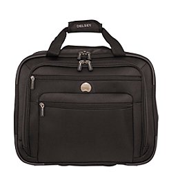 Delsey Helium Sky 2.0 Black Trolley Tote + $50 Gift Card by Mail