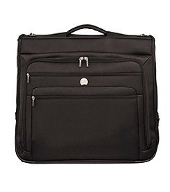 Delsey Helium Sky 2.0 Black B/O Garment Bag + $50 Gift Card by Mail