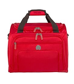 Delsey Helium Sky 2.0 Red Personal Tote + $50 Gift Card by Mail