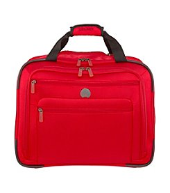 Delsey Helium Sky 2.0 Red Trolley Tote + $50 Gift Card by Mail
