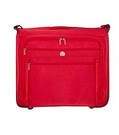 Delsey Helium Sky 2.0 Red Trolley Garment Bag