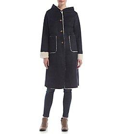 Skylar & Jade™ Hooded Sherpa Jacket