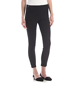Skylar & Jade Side Zip Ponte Pants