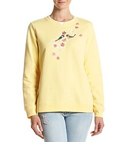 Breckenridge® Chicks And Vines Fleece Sweatshirt