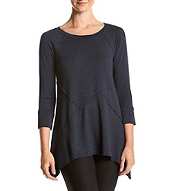 Calvin Klein Performance Asymmetric Tunic Top
