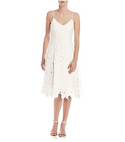 Vera Wang® Lace Dress