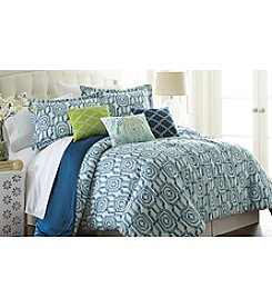 Pacific Coast® 6-pc. 200-Thread Count Edna Comforter Set