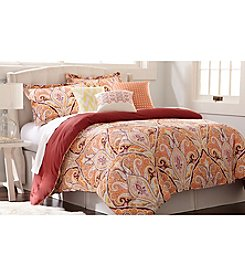 Pacific Coast® 6-pc. 200-Thread Count Paisley Comforter Set