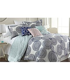 Pacific Coast® 6-pc. 200-Thread Count Selena Comforter Set