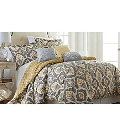 Pacific Coast® 6-pc. 200-Thread Count Shana Comforter Set