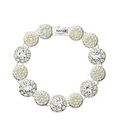 Napier® Circle Line Bracelet