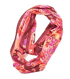 Collection 18 Baroque Paisley Loop Scarf