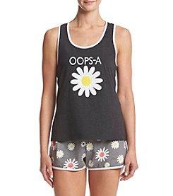 PJ Couture® Daisy Short Pajama Set