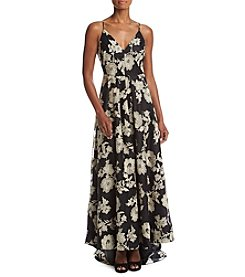 Calvin Klein Floral Long Dress