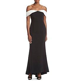 Calvin Klein Long Cocktail Dress