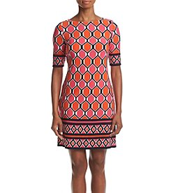 Eliza J® Matte Jersey Shift Dress