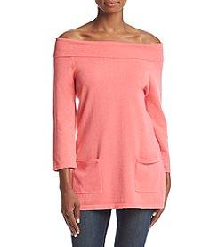 Jeanne Pierre® Marylin Neck Sweater