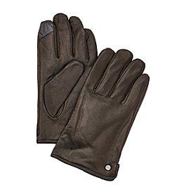 Calvin Klein Side Vent Gloves