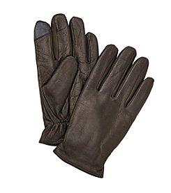 Calvin Klein Back Snap Closure Gloves
