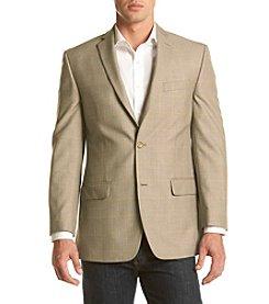 Michael Kors® Men's Two-Button Windowpane Sport Coat