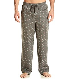 John Bartlett Statements Men's Woven Anchor Sleep Pant