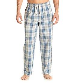 John Bartlett Statements Men's Woven Plaid Sleep Pants