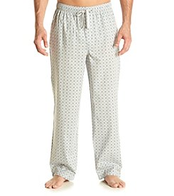 John Bartlett Statements Men's Woven Tile Sleep Pants