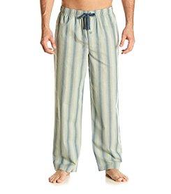 John Bartlett Statements Men's Woven Stripe Sleep Pants