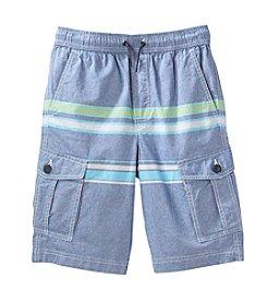 Ruff Hewn Boys' 8-20 Pull On Cargo Shorts