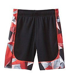 Exertek® Boys' 4-7 Side Curve Shorts
