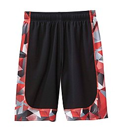 Exertek® Boys' 8-20 Side Curve Shorts