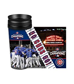 Boelter Brands Cubs World Series Wrigley Tumbler