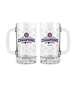 Boelter Brands Cubs World Series Etched Tankard