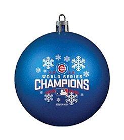 Boelter Brands Cubs World Series Shatter Proof Ornament