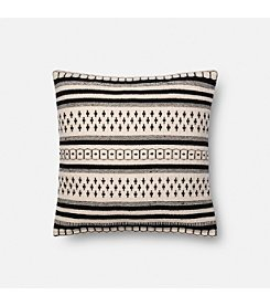 Magnolia Home by Joanna Gaines™ Geometric Print Decorative Pillow