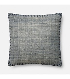 Magnolia Home by Joanna Gaines™ Sititched Boarder Decorative Pillow