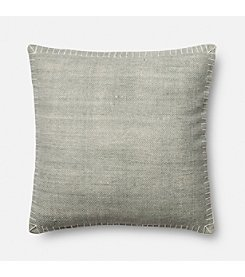 Magnolia Home by Joanna Gaines™ Border Stitched Decorative Pillow