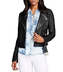 William Rast® Alexa Faux Leather Jacket