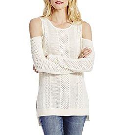 Jessica Simpson Cold-Shoulder Sweater