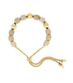 Vince Camuto™ Pull Tie Bead Bracelet